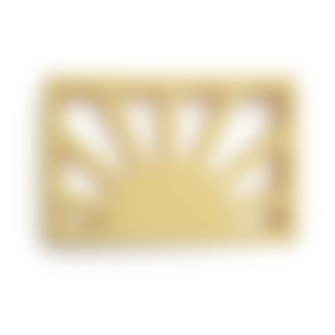 Mushie Dentaruolo Sole Giallo