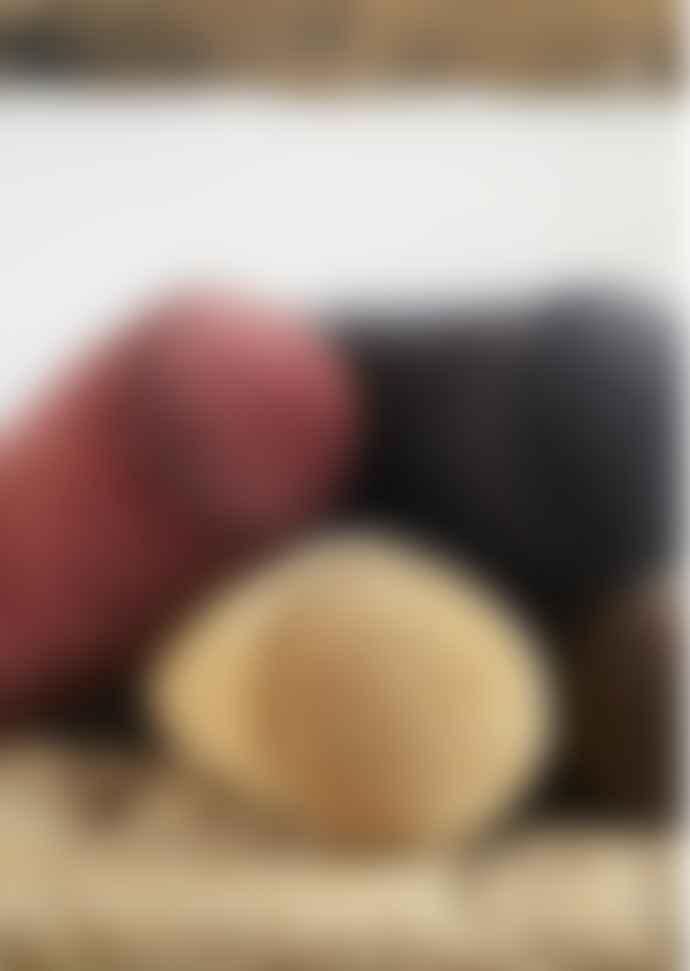 Madam Stoltz Colourful Velvet and Linen Bolster Cushions