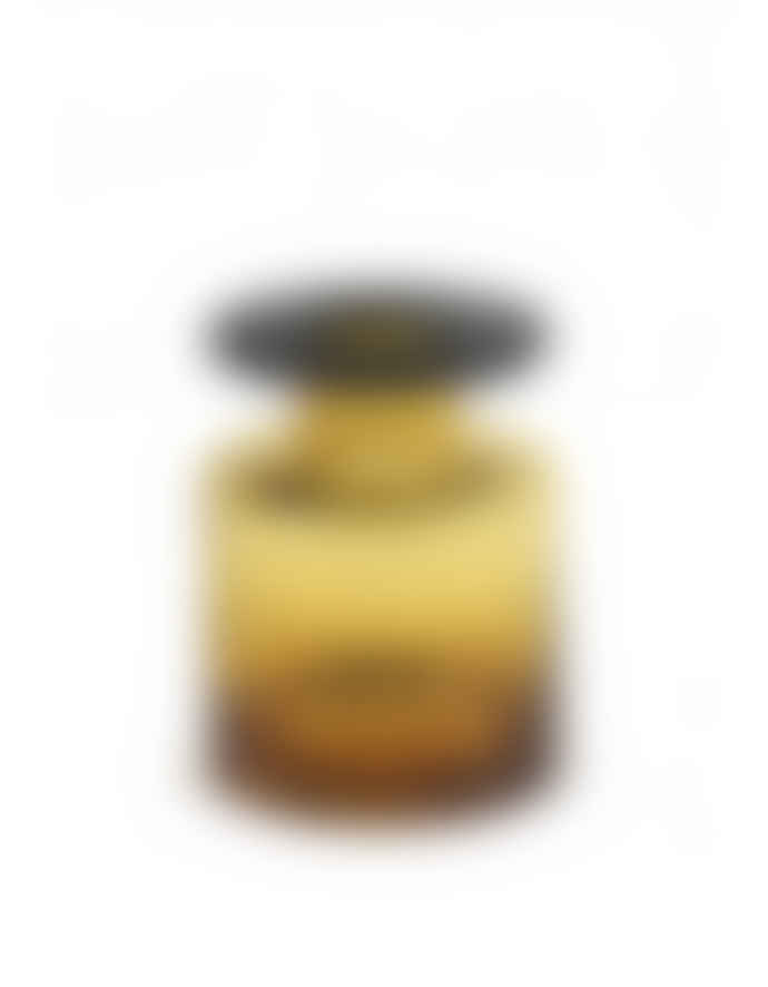 Serax Vase Amber/Black Wind & Fire