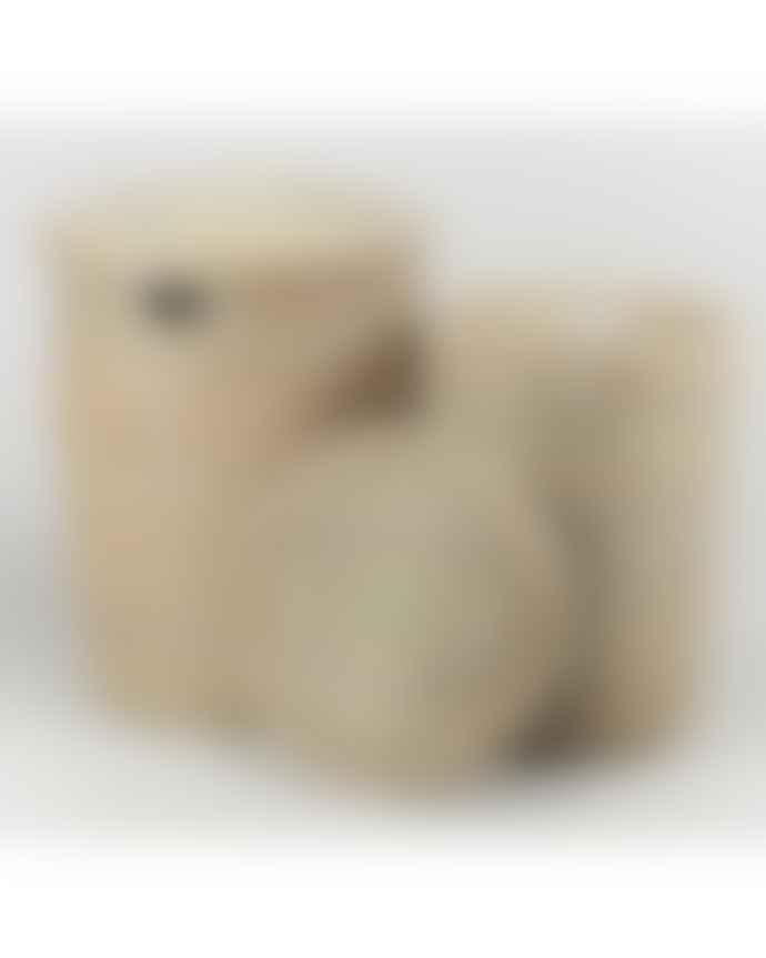 Artisanne Round Laundry Basket Medium H 40 Cm
