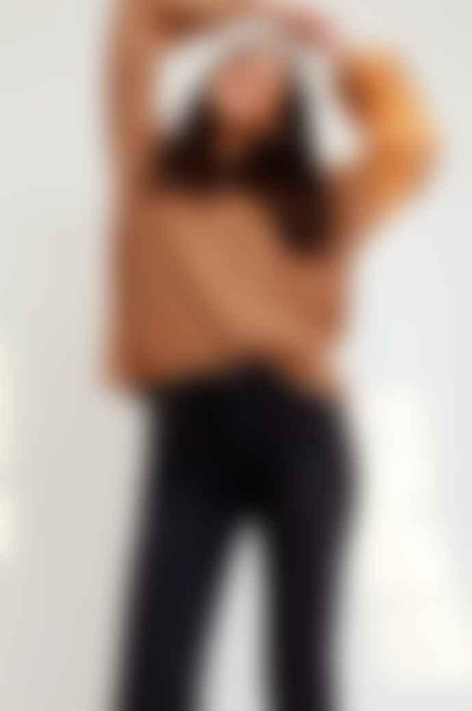 Orla Antwerp V-Neck Sweater Brown Orla