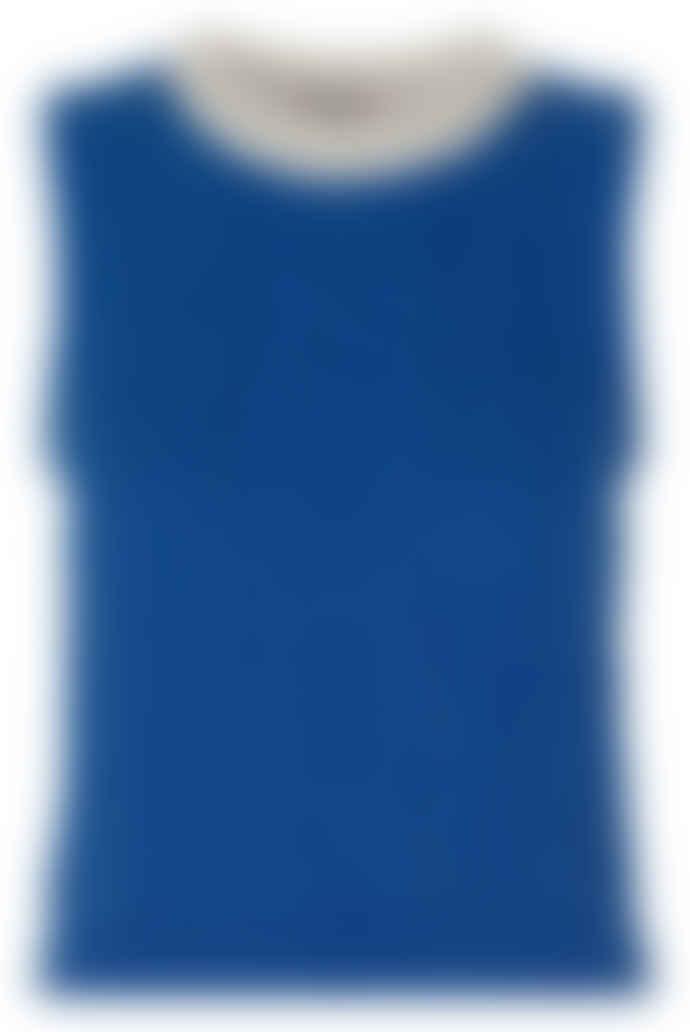Baum und Pferdgarten Coleen Vest - Cosmic Blue