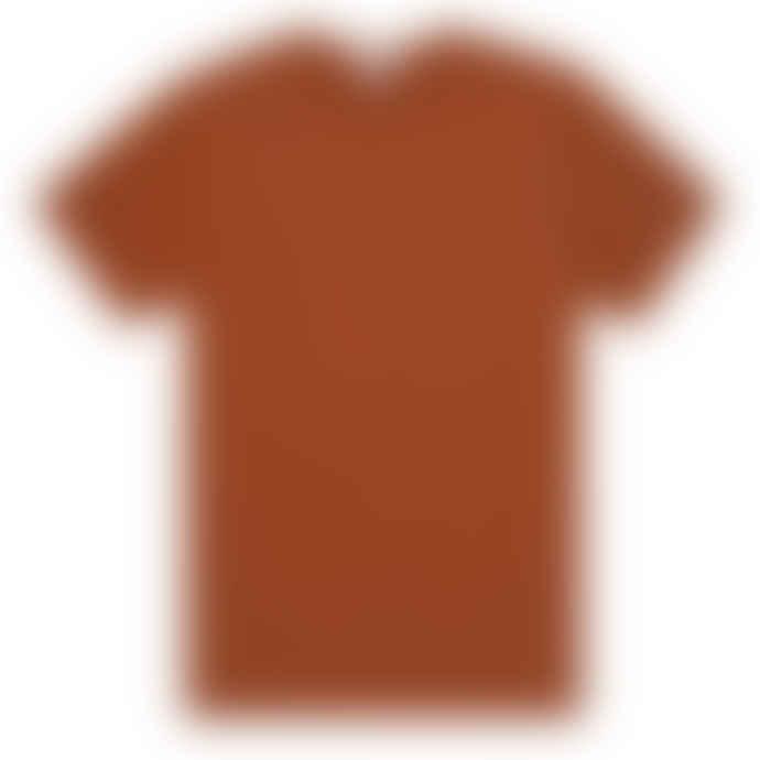Sunspel Classic Crew T Shirt Spice