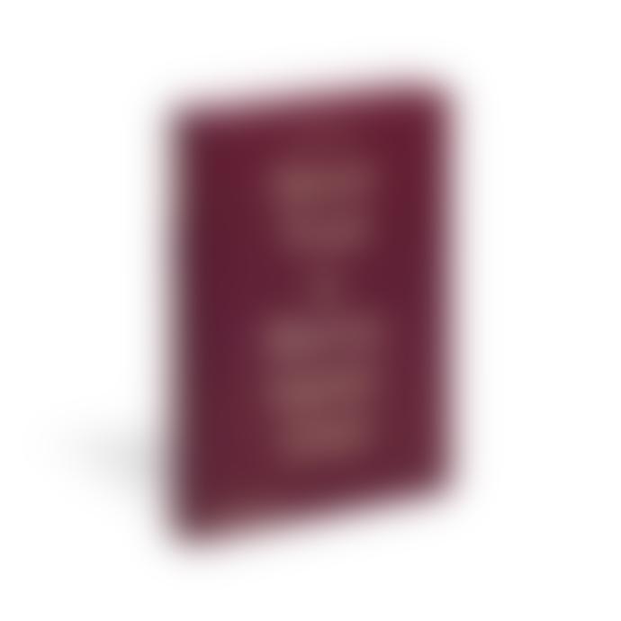 Phaidon Massimo Bottura Never Trust A Skinny Italian Chef Book