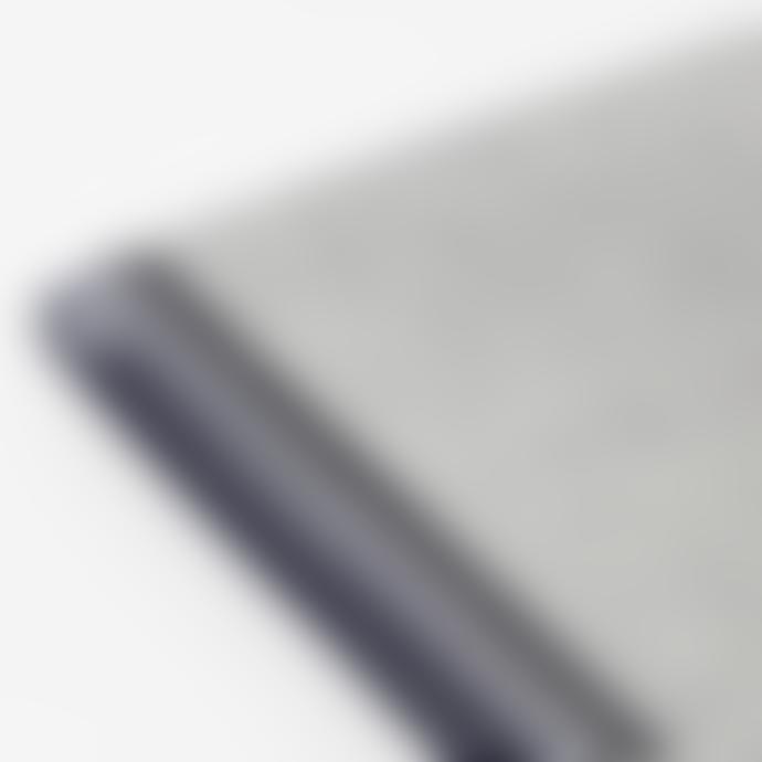 Papier Tigre Heather Grey A5 Canvas Spiral Bound Notebook