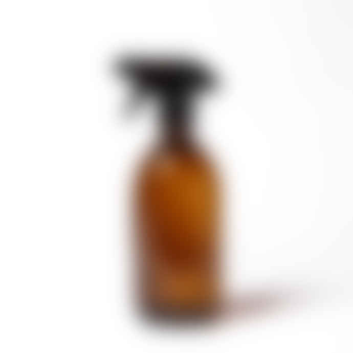 Forest Brown Glass Water Misting Bottle