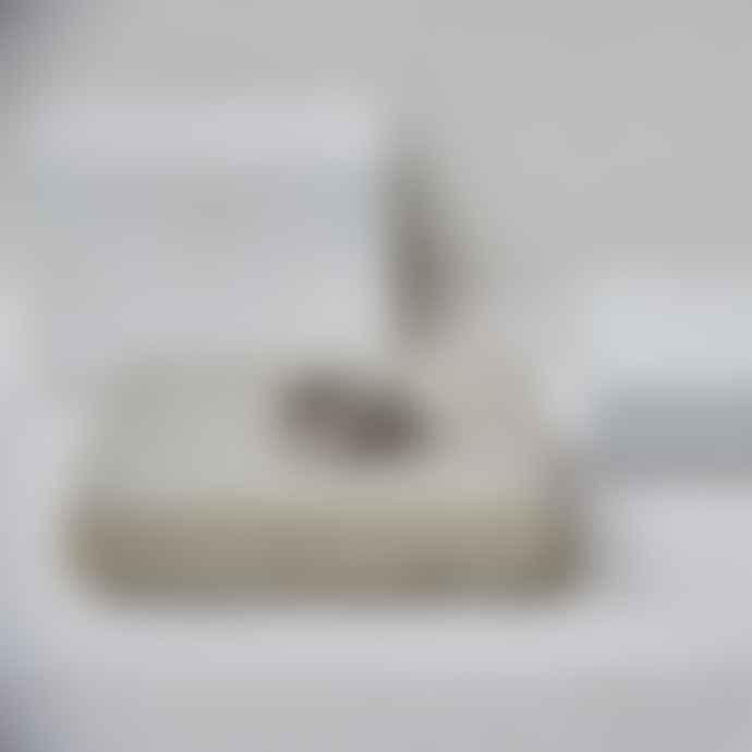 GINA MELOSI Silver Lining Ring 6