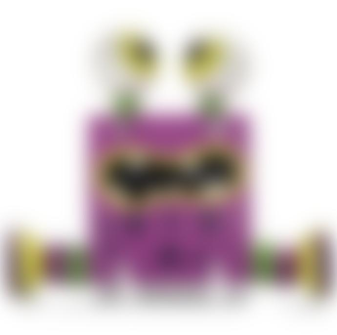 Tobar Wooden Flexi Monsters Purple
