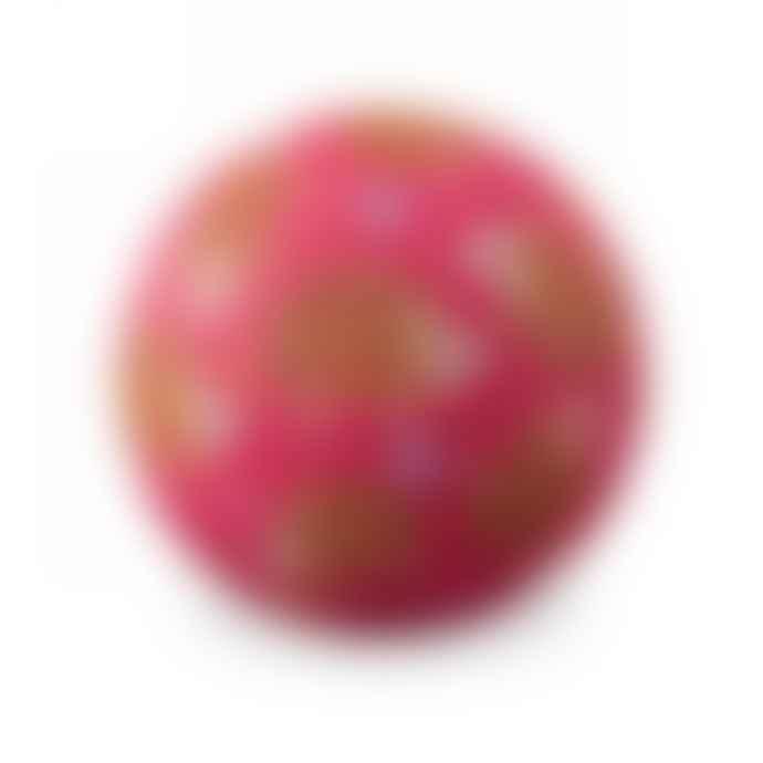 Crocodile Creek Curly Rubber Ball 13 cm