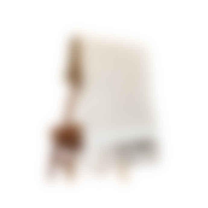 The Hen House Cotton Jute Rug | 70 x 130cm