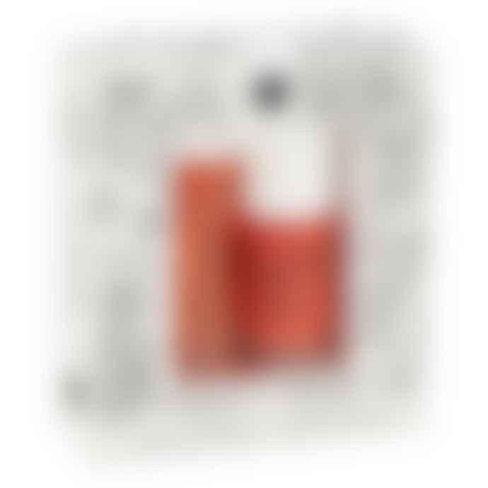 Nailmatic Tropical Set - Orange Nail Polish And Lip Gloss