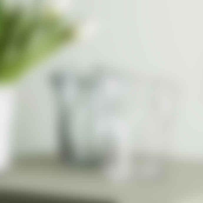 Aida Tulip White Vase