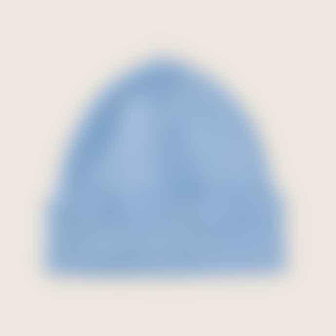 Le Bonnet Blue Sky Lambswool Beanie