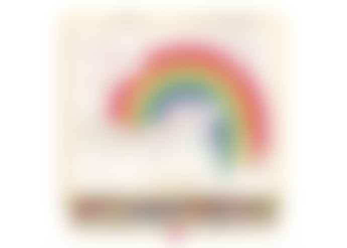 Galison Jonathon Adler Jigsaw Puzzle Rainbow Hand