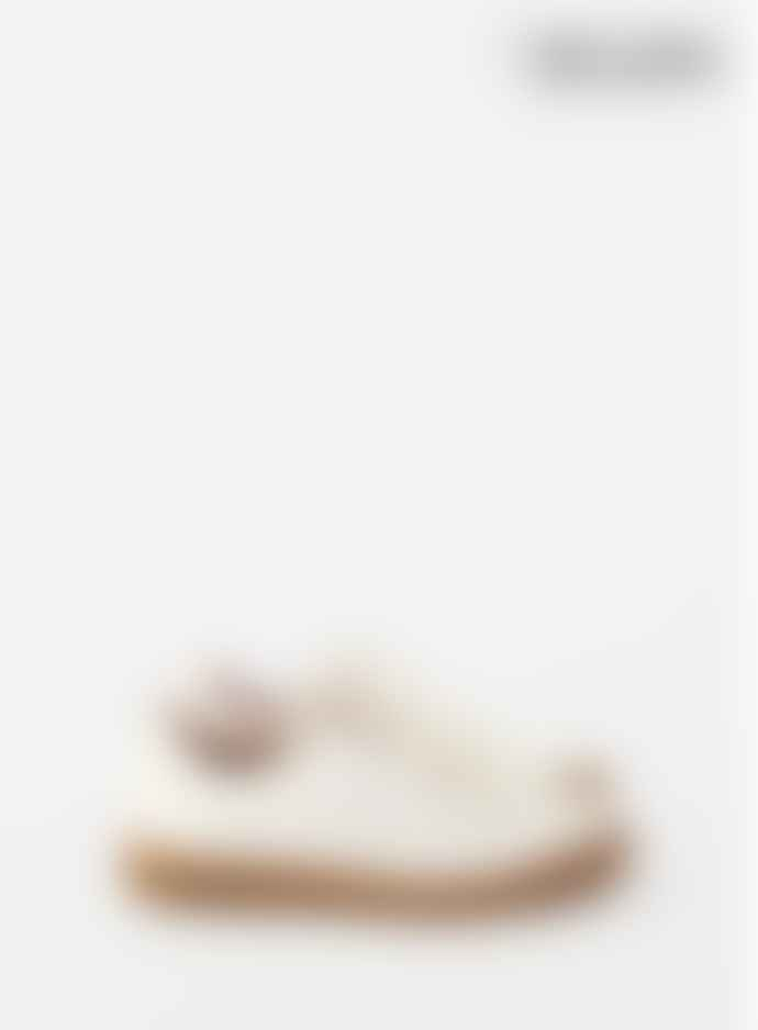 SAYE Model 89 Vegan Caramel Recycle Sneakers