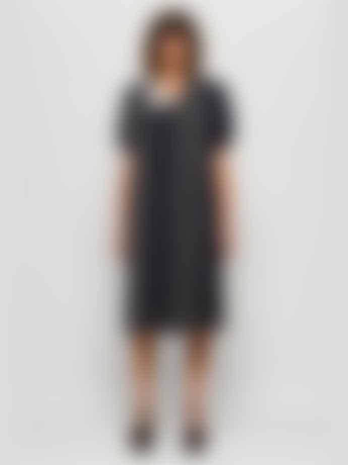 Baum und Pferdgarten Azalia Dress Black Bp Dot Mix