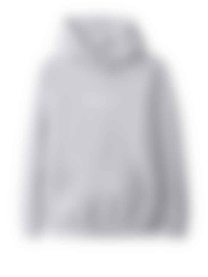 Butter Goods Classic Logo Pullover Heather Grey
