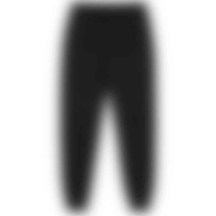 Emporio Armani  7 Core Id Skinny Joggers Black Gold Badge