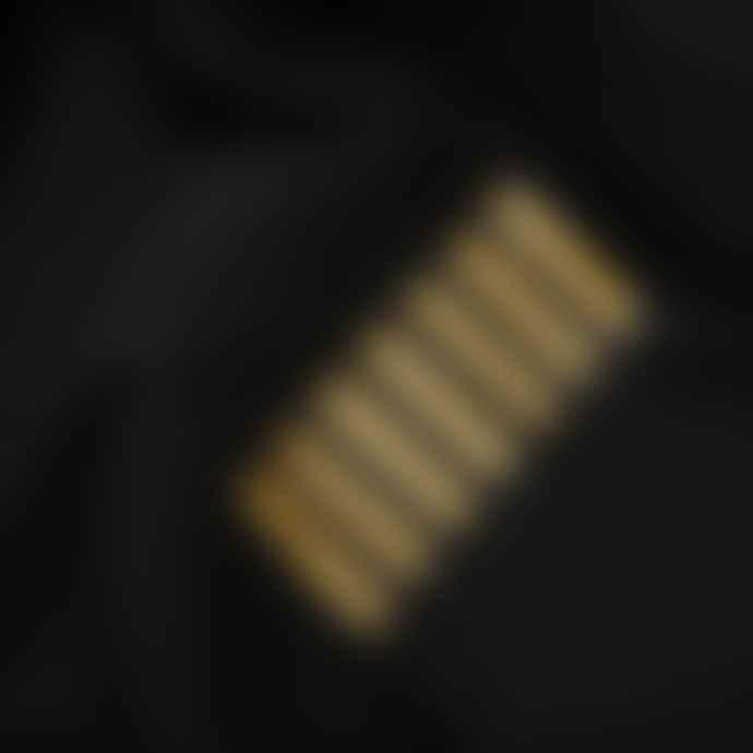 Emporio Armani  7 Core Id Crew Sweat Black Gold Badge
