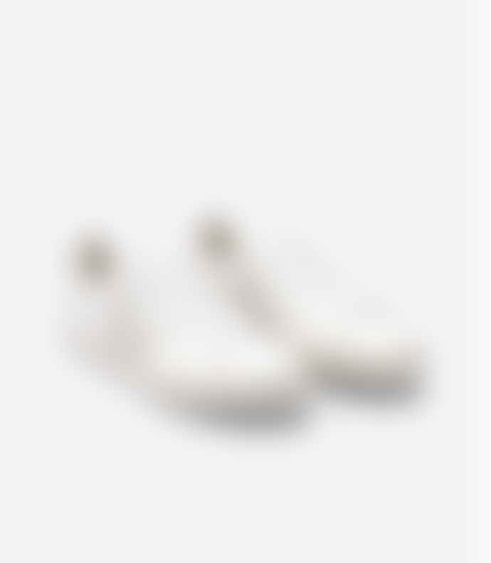 Veja Women Campo Chromefree Trainer Sneakers White Natural Suede
