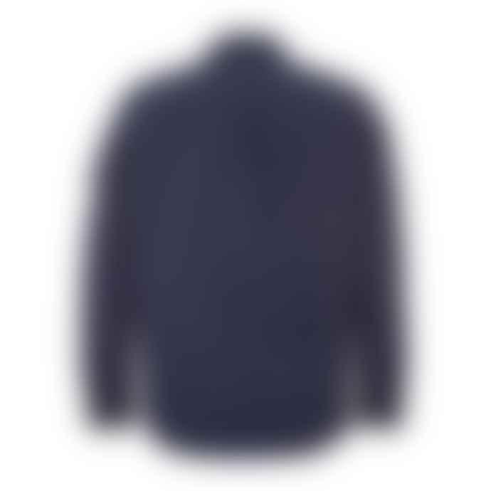 Barbour Beacon Askern Overshirt Navy