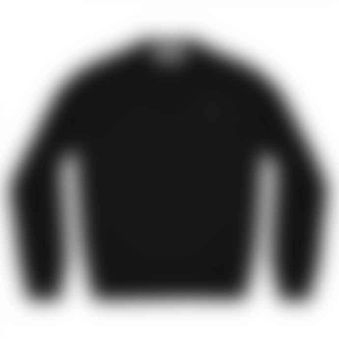 Comme Des Garcons Play Black V Neck Sweater (P1N018)
