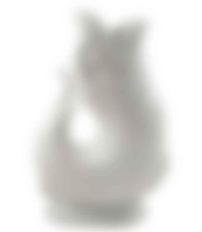 Wade Ceramics Large White Gluggle Jug