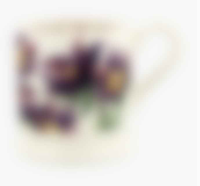 Emma Bridgewater Pasque Flower 1/2 Pint Mug