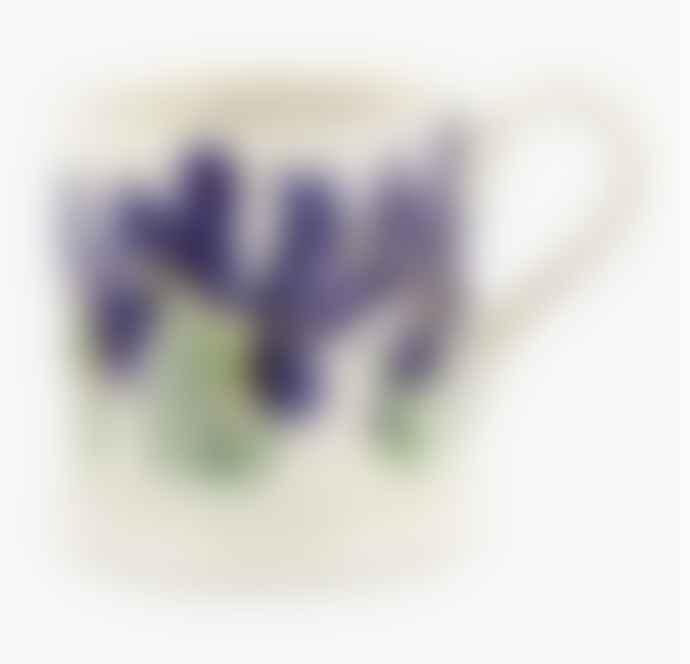 Emma Bridgewater Blue Iris 1/2 Pint Mug