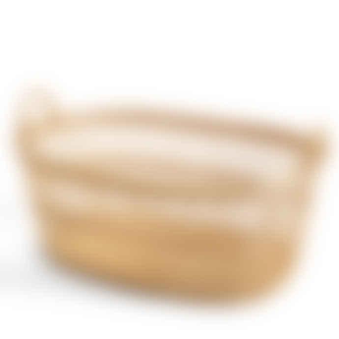 HAY Wicker Basket XL