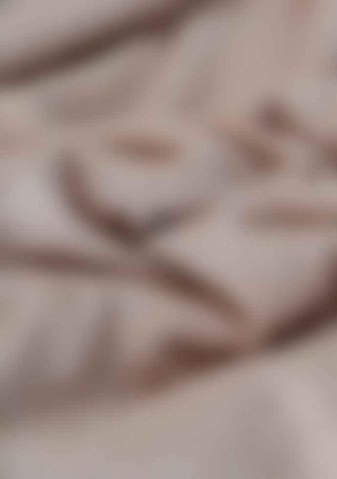 The Tartan Blanket Co. Lambswool Blanket Sand Melange