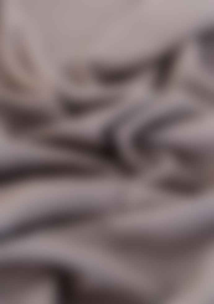 The Tartan Blanket Co. Lambswool Blanket Taupe