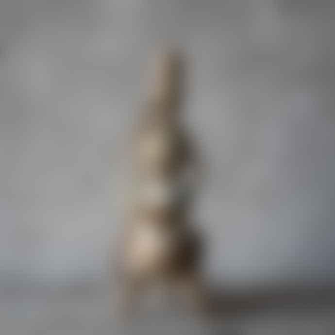 Aliwe Sandstone Candle Holder