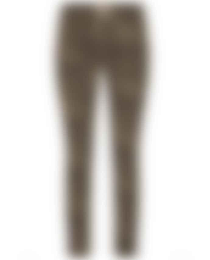 Mos Mosh Etta Army Green Jeans
