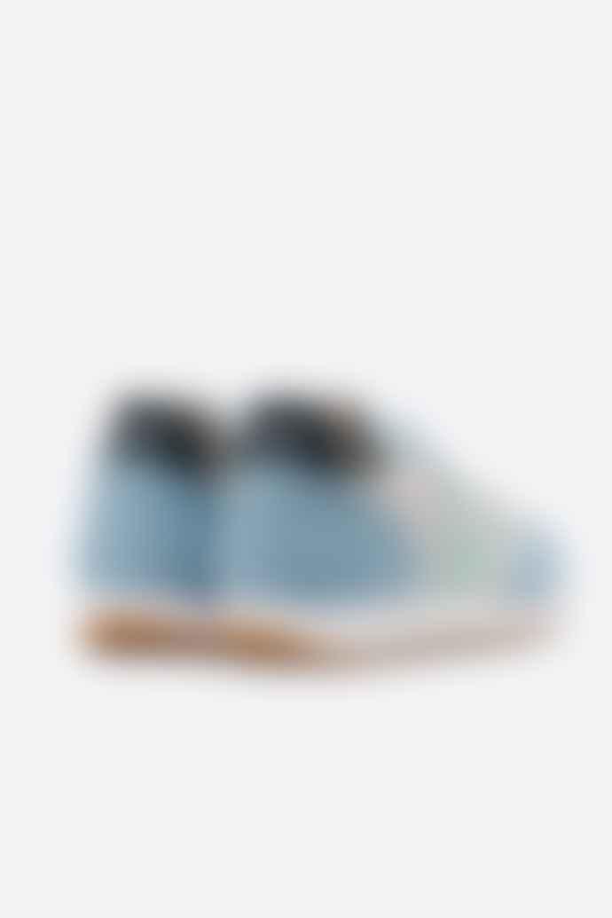 Veja SDU Rec Alveomesh Light Grey Matcha Steel Womens Shoes