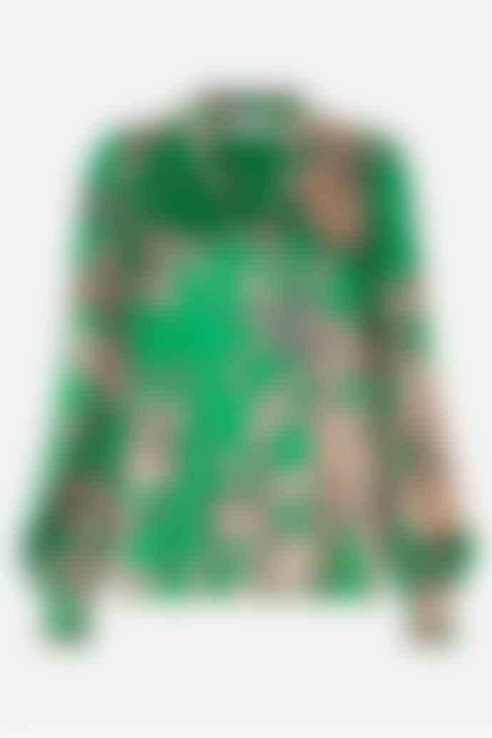 Munthe Tabuc Silky Print Shirt