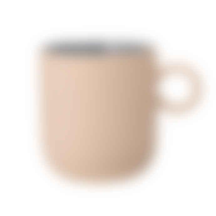 Bloomingville Stoneware 'Matte Nude' Mugs Set of 2
