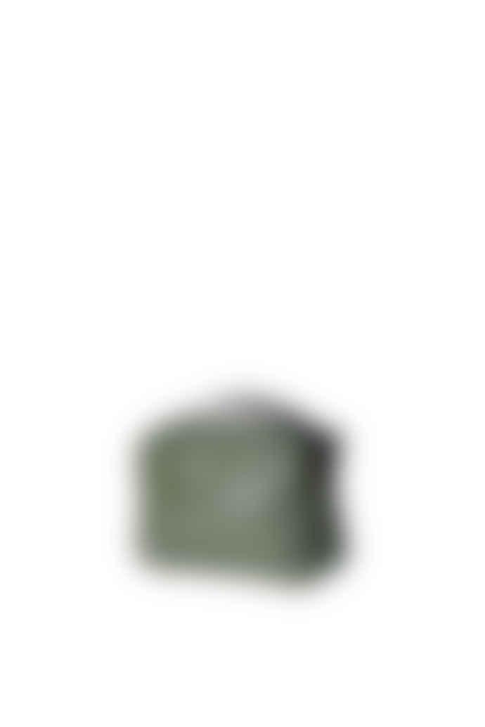 Rains Box Bag 1342 Shiny Olive