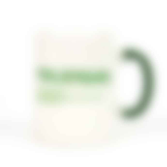 Gift Republic Veganish Mug