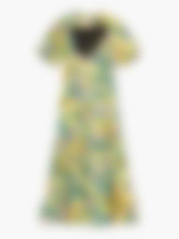 Resume Clemment Dress Yellow