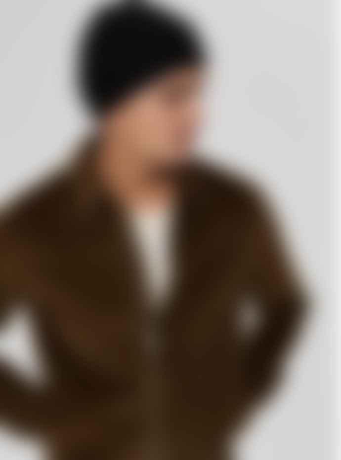 Selected Homme Merino Wool Beanie Black
