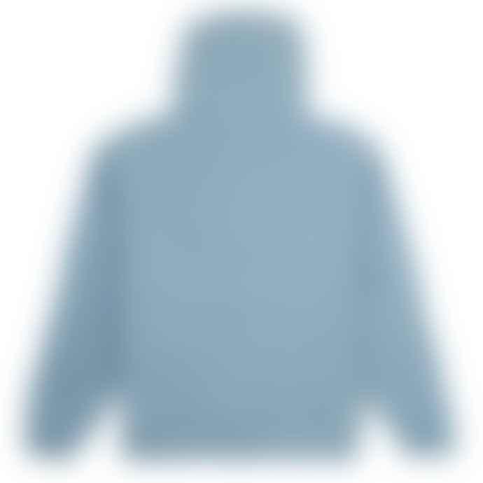 Hikerdelic Conway Smock Jacket Aqua Blue