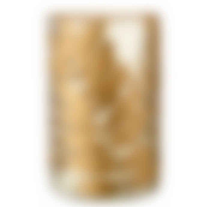 Wikholm Form Leaf Lantern Gold Large