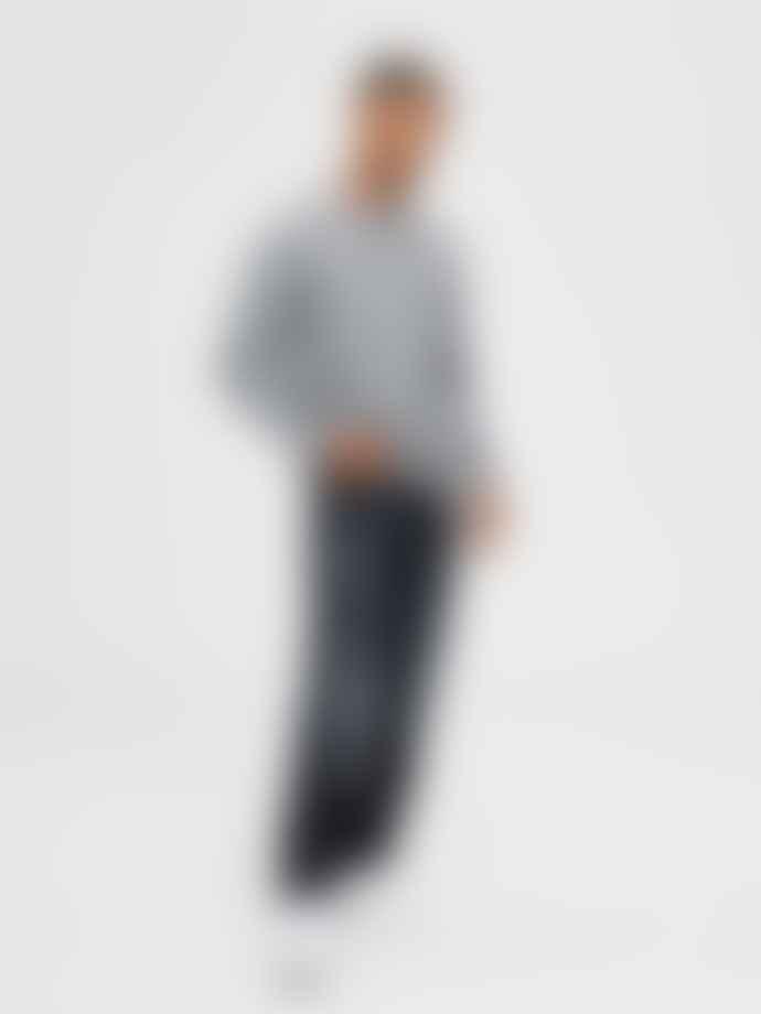 Selected Homme Grey Melange Jason Sweat