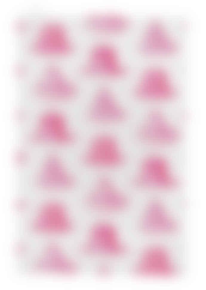 Thornback & Peel Pink Jelly and Cake Tea Towel
