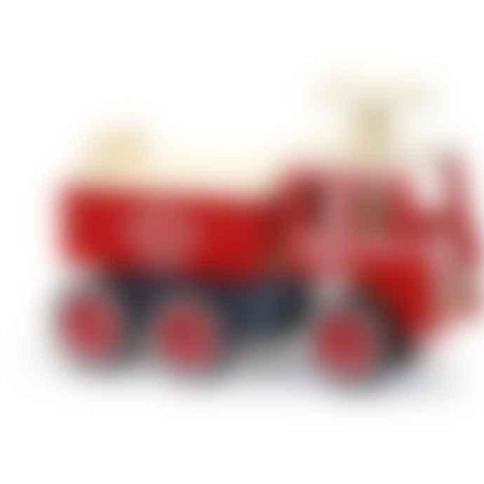 Vilac Fire Truck Transporter