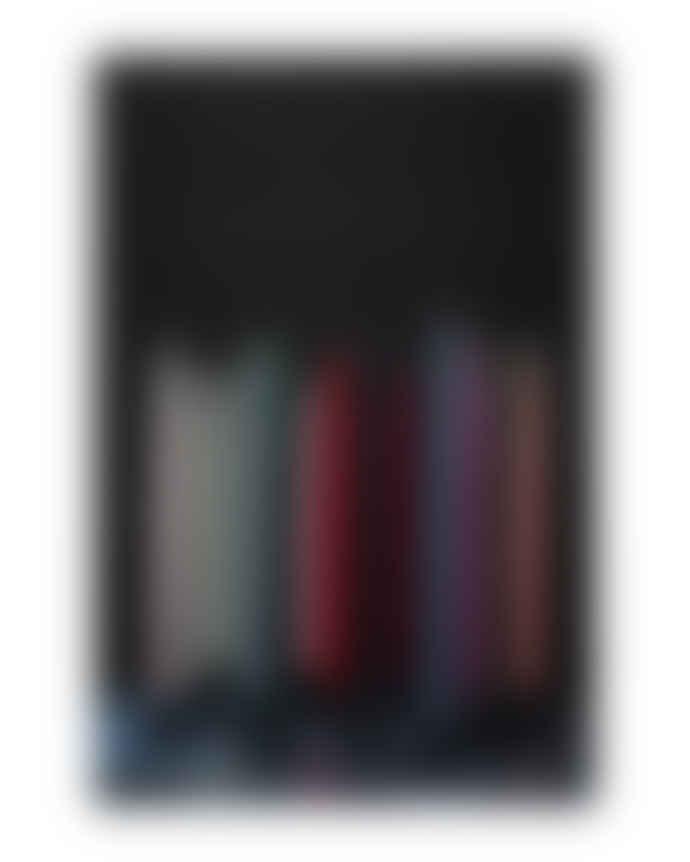 Kunstindustrien Slim Colored Candle, Ø=1.3 Cm H= 28, 6 Pieces,  Ivory