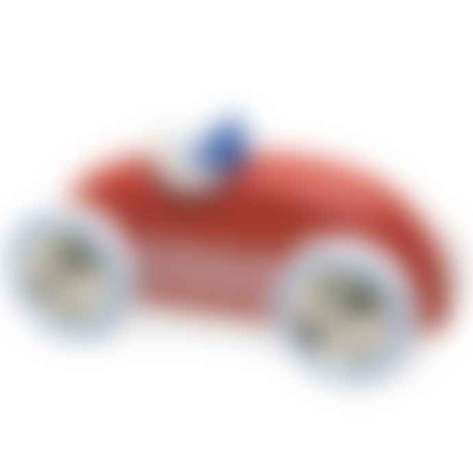 Vilac Red GM Checkers Rally Toy Car