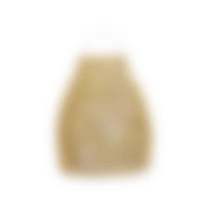 Uma Cantik Ayana Small Rattan Lampshade Natural Cross - 22x18x18
