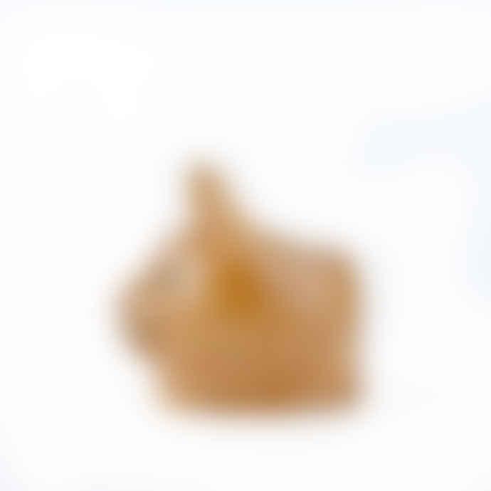 Quail Ceramics Vincent Ginger Cat Face Egg Cup